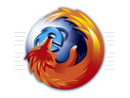 Firefox eat Interent Explorer